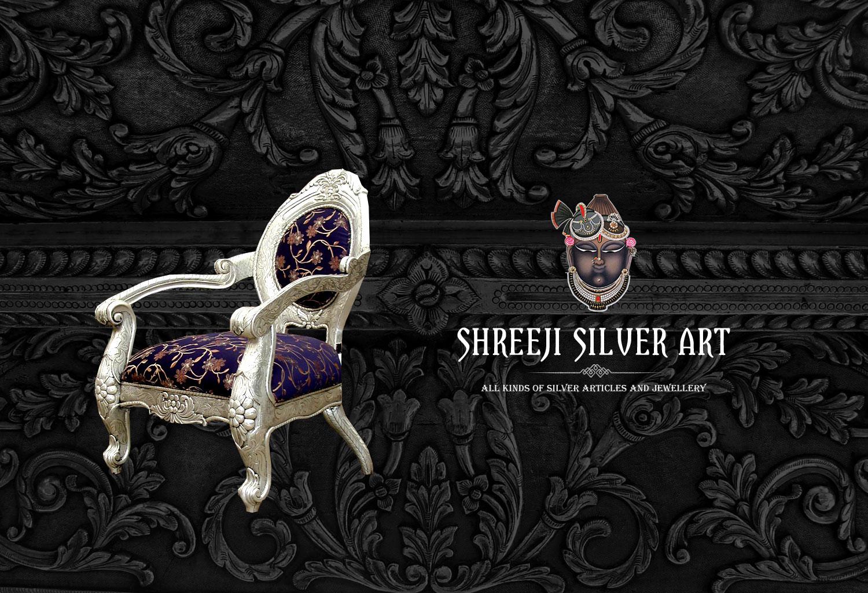 Shreeji Silver Art Silver Handicrafts Exporters Udaipur Silver